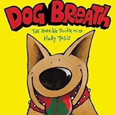 英語絵本「Dog Breath!!」