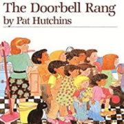 英語絵本「The doorbell rang」