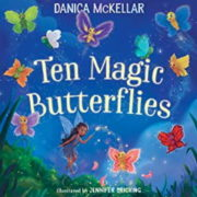 英語絵本「Ten Magic Butterflies」