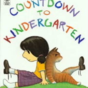 英語絵本「Countdown to Kindergarten」
