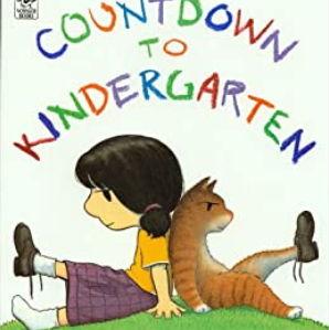 英語絵本「Countdown to Kindergarten」