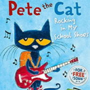 英語絵本「Pete the Cat Rocking in My School Shoes」