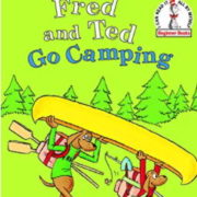 英語絵本「Fred and Ted Go Camping」
