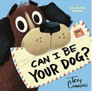 英語絵本「Can I be your Dog」