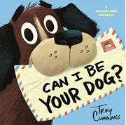 英語絵本「Can I be your Dog」