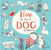 英語絵本「How to be a dog」