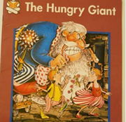 英語絵本「The Hungry Giant」