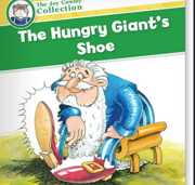 英語絵本「The Hungry Giant's Shoe」
