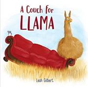 英語絵本「A Couch for Llama」