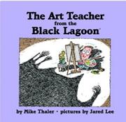 英語絵本「The Art Teacher from the Black Lagoon」